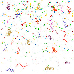 Confetti Background 3