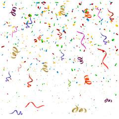 Confetti Background 3