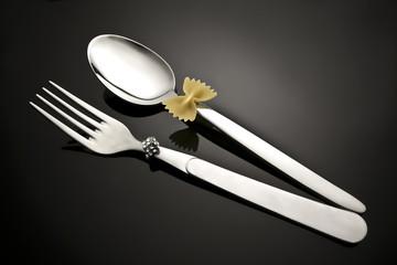 Elegant cutlery