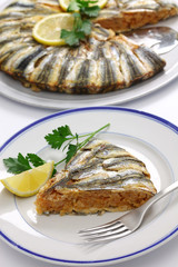 anchovy pilaf(hamsi pilav), Turkish cuisine, Black Sea specialty