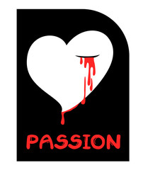 Symbol pasion