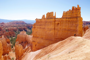 Hoodoos Bryce Canyon National Park, Utah