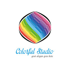 Creative studio logo templates