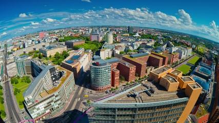 Potsdamer Platz, Timelapse, Zeitraffer