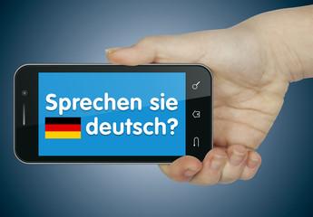Sprechen sie deutsch? Mobil
