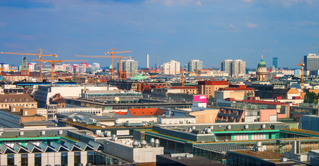 Skyline of Berlin