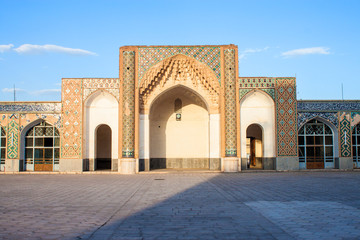 Imam mosque in Kerman, Iran