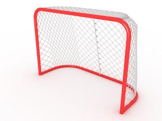 Hockey gate.