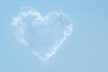 cuore san valentino cielo
