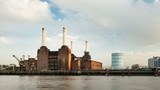 Battersea Power Station Time Lapse, London