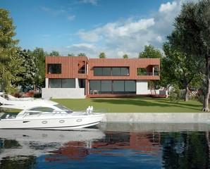 Villa at the Riverside
