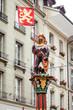 Statua dell'orso, Berna, Svizzera
