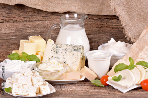 Dairy produce - 60766834
