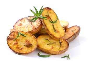 Knusprige Rosmarinkartoffeln