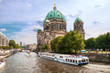 canvas print picture - Berliner Dom, Berlin