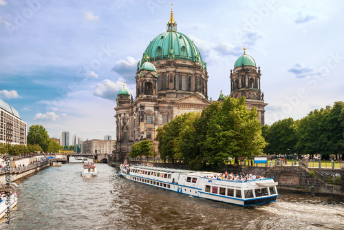 canvas print picture Berliner Dom, Berlin