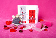 Still-life for valentines day