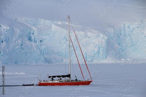 Poster Antarctica Port Lockroy, Antarctica