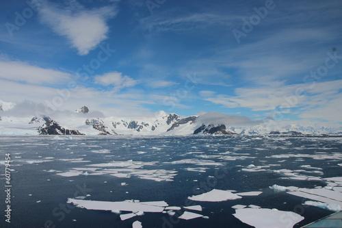 Foto op Canvas Antarctica Lemaire Channel, Antarctica