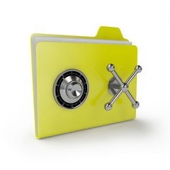 folder safe