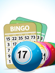 Bingo balls and cards2