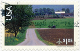 UNITED STATES - 2012: shows Lancaster county, Pennsylvania