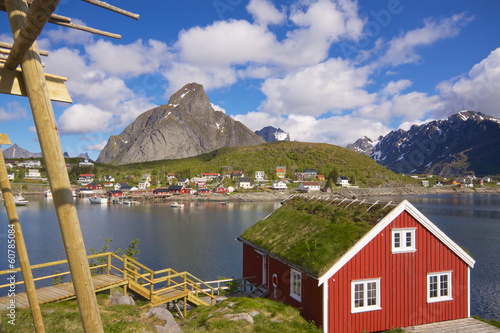 Aluminium Lofoten in Norway