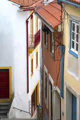 Street in Coimbra, Portugal