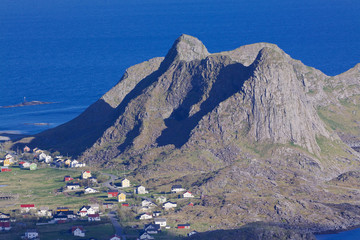 Sorland on Lofoten