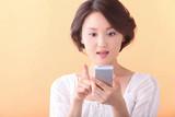 スマートフォンと30代の主婦