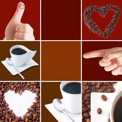 Un Cafe ...