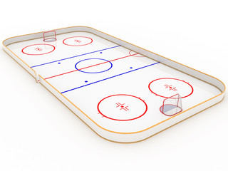 Ice rinks. hockey#4