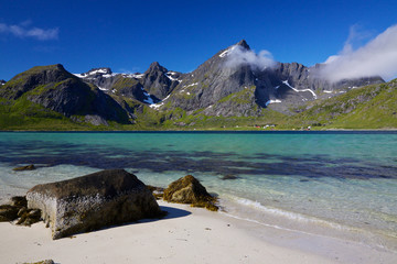Norwegian beaches