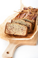 Gluten Free bread with coconut flour. bio product