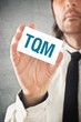 Total Quality Management consultant