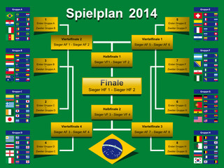 Spielplan