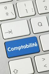 Comptabilité. Clavier