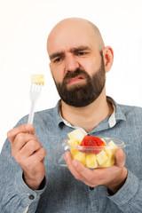 Kein Appetit auf Obst