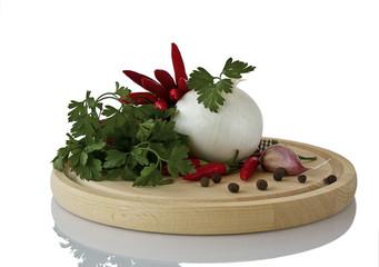 приправы и специи для приготовления блюд