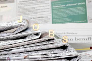Jobs Samstagszeitung