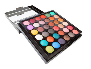 Eyeshadow makeup palette