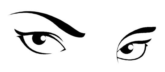 Women Eyes