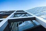 Hochhaus in Hamburg -- modernes Bürogebäude