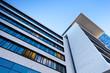 modernes Bürogebäude in Hamburg -- Büro