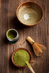 Japanese tea ceremony image
