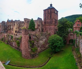 Castle in Heidelberg