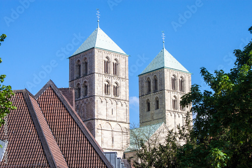 St. Paulus cathedral in Muenster, Germany