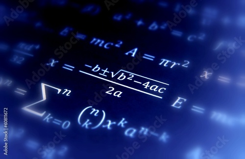 Math geometry background
