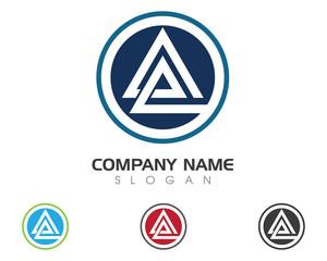 A, AA, AG Logo 2