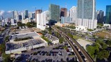 Brickell and the Metro Rail